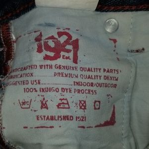 western glove works Jeans - 1921 Denim